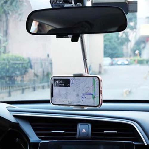 Giá đỡ điện thoại gắn gương chiếu hậu ô tô tốt và tiện lợi nhất